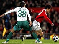 Manchester United: 1 Bursaspor: 0