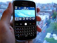 Blackberry'ye kripto incelemesi