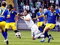 Bursaspor 5-1 ile liderliğe devam
