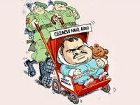 Samast'ı bebek arabasına bindirdi!