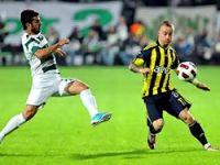 Bursaspor: 1 - Fenerbahçe: 1