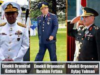 Eski Kuvvet Komutanları Yüce Divan'da mı yargılanacak?