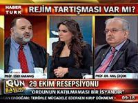 'TSK, Cumhuriyetin Özüne İsyan Etmiştir'