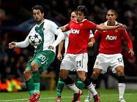 Bursaspor M. United Karşısında