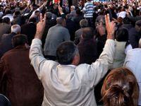 Diyarbakır'da KCK protestosu
