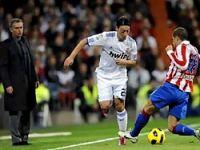 Mesut Özil attı, Real kazandı