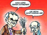 CHP'deki kriz mizah dergilerinde