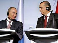 Putin, Erdoğan'la telefonda görüştü