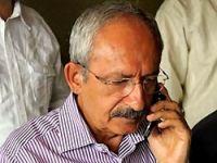 Kılıçdaroğlu'ndan Erdoğan'a telefon