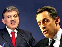 Gül'den Sarkozy'ye ilkesel tepki!