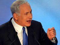 İsrail'de Netanyahu'ya çok ağır başyazı