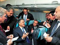 Gül'den Baydemir'e dolaylı destek