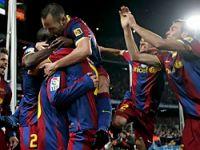 El Clasico'nun galibi Barcelona!