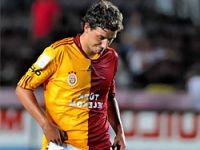 Galatasaray'da Elano ile yollar ayrıldı