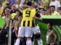 Fenerbahçe Honved'e gol yağdırdı
