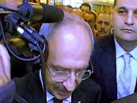 Kılıçdaroğlu'nun kamera kazası