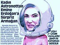 Cumhuriyet Emine Erdoğan'ı böyle çizdi