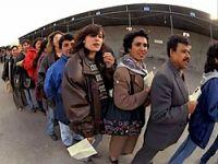 İşsizlik maaşına başvurular arttı