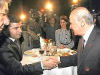 Bahçeli, BDP ile tokalaşmayı anlattı