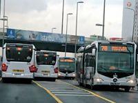 Metrobüs Beylikdüzü'ne uzanıyor