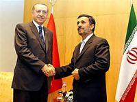 Erdoğan Ahmedinecad 'la buluştu