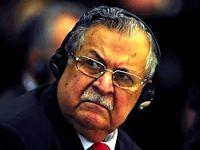 Talabani: İki dil için çok erken