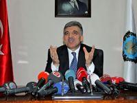 Cumhurbaşkanı Gül, Diyarbakır'da