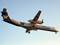 Washington'da uçak alarmı
