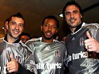 Beşiktaş, üç yıldıza imza attırdı