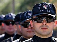 Polise kıyak askerlik!