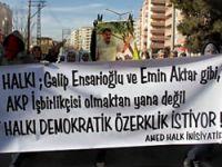 Aktar ile Ensarioğlu hedef gösterildi
