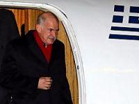 Papandreu Erzurum'da