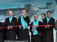 Papandreu, Erzurum'da sert çıktı