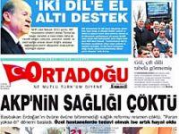 MHP'nin gazetesinde fotomontaj skandalı