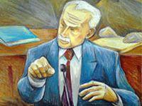 Doğu Perinçek mahkemede olay çıkardı