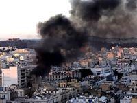 Tunus'ta halk ayaklandı