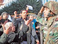 Olaylar Arap ülkelerine sıçradı