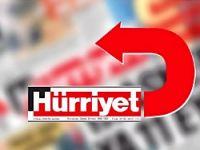 """Hürriyet'ten Erdoğan'a """"anket çalımı"""" (2)"""