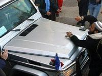 Fransa Dışişleri Bakanı'na Gazze'de büyük öfke