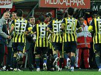 Fenerbahçe: 1 - Antalyaspor: 0
