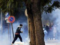 Tunus'ta sular durulmuyor