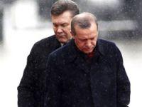 Erdoğan'ın korumaları yumruklaştı