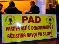 Kürtçe tabela mahkeme kararıyla indirildi