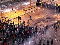 Mısır'da Sokağa Çıkma Yasağı