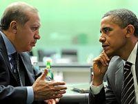 Erdoğan, Obama ile Mısır'ı görüştü