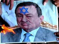 İsrail'den Mübarek'e destek