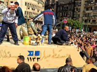 Mısır'da Milyonlar sokağa iniyor