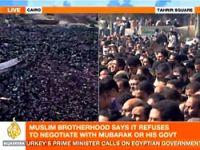 Tahrir Meydanı'nda tarihi gün