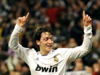 Mesut, Real Madrid'i finale çıkardı