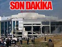 Ankara Ostim'de şiddetli patlama